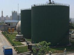 Los alimentos de los residuos orgánicos Cstr biogás digestor anaerobio/Reactor/Planta Fermentor