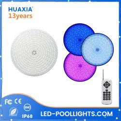 Commerce de gros de couleur RVB CMS Multi Ampoule de LED lumière sous-marin