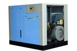 De schone Lucht 100% Olievrije Enige Compressor van de Lucht van het Type van Schroef 60 & 50hzindustrial Met geringe geluidssterkte leiden de Gedreven Enige/Dubbele Lucht Compressor1 van de Schroef van Stadia Olievrije