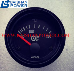 Öldruck-des Anzeigeinstrument-310-030-002c Kraftstoff des Vdo Fühler-Anzeigeinstrument-350-040-017c 350-040-005 Wasser-der Temperaturanzeigen-310-040-015 des Tachometer-333-035-010X 301-040-002