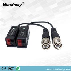 1 activo HD-CVI/Tvi/Ahd CCTV pasiva de vídeo BNC UTP Balun de vigilancia CCTV