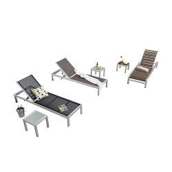 Lettino A Bordo Piscina Idrorepellente Beach Patio Con Terrazza, Garden, Sun Lounge