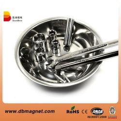 3/4/6 pulgadas de piezas magnéticas Bowl bandeja de herramientas tornillos tuercas tornillos titular