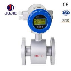 Elektromagnetisches Durchflussmessgerät für Wasser/Abwasser/Gülle/Säure/Laugen