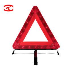 Robust Mit Sicherheitsreflektor DOT-Zugelassenes Reflektierendes LED-Blinklicht für Notfallwerkzeuge Dreieck