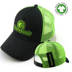 さまざまなロゴの野球帽3Dの網の野球帽、帽子またはパッチ、急な回復、構成される柔らかい網