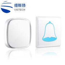Nouveau design sonnette sonnette sans fil numérique sans fil sonnette
