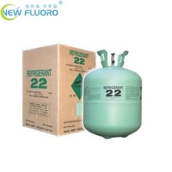 CAS 75-45-6 AC Chlorodifluoromethane Gaz réfrigérant R22 utilisé pour les systèmes de refroidissement