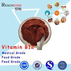 Materia prima de la API de la vitamina B12 con alta calidad