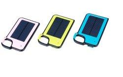 Солнечного зарядного устройства с карабин для мобильного телефона/ iPhone 4G