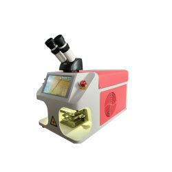 Mini saldatura di laser portatile del punto di Jewellry/macchina di saldatura per l'argento dell'oro