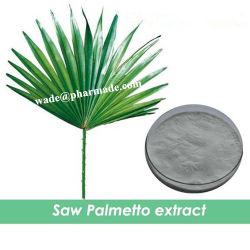 Los ácidos grasos del 45% de la palma enana americana polvo P. E.