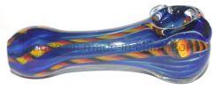 안쪽 유리제 수관 Hookah 유리제 연기가 나는 부속품 유리제 비커 관을 바꾸는 색깔