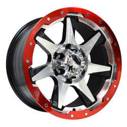 JVL07 Aleación de aluminio Alquiler de Auto de la rueda de la llanta de refacción