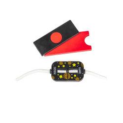 Plastik spielt magische Spielwaren für Kind-magischer Trick-Spielwaren