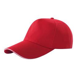 Malha de algodão Campina Caminhoneiro Hat 6 tampas de lazer do painel de Baseball Caminhoneiro Hat & Caps