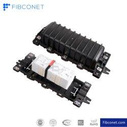 IP68 고품질 파이버 광 박스 대형 마디디 트레이 48 96코어 144개 수평 광섬유 연결 폐쇄