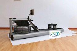 2020 rudernde Wasser-Maschinen-Stahleignung-Geräten-Wasserrower-Gymnastik