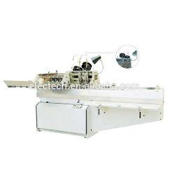 Halbautomatische Sattel-Heftungs-Broschüren-Hersteller-Maschine mit Hohner Köpfen