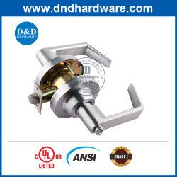 ANSI resistente al fuego duradero para la entrada de bloqueo de la empuñadura Tubular Función