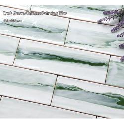 100X300 4X12 дюймов фон Стена декоративные глянцевой керамической плиткой метро