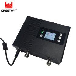 Усилитель ВЧ мощности в режиме реального времени полного набора двухдиапазонный GSM900 LTE 4G 1800 ретранслятор сотового телефона 2g 3G 4G Mobile усилителем сигнала