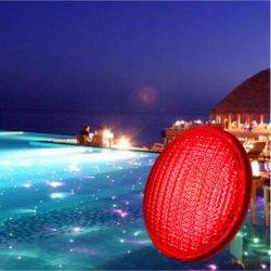 Unterwasser-LED heller Aluminium 12V 54W PAR56 der Swimmingpool-Lampen-PFEILER RGB+Warm White<Sb1016>