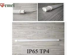 سعر تنافسي 18W IP65 LED ثلاثي مقاومة للضوء مصباح مقاومة للماء Triproof Waterlamp مصباح أنبوب LED طولي مصابيح الجراج مصباح الحائط المصابيح سقف ضوء المرآة
