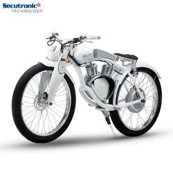 Bicicletta elettrica della gomma della E-Bici dell'incrociatore della spiaggia dell'annata di Munro 2.0 della bici elettrica grassa del selettore rotante