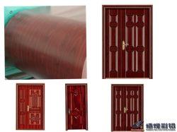 Holzregner PVC-Folie Stahlblech für Türen