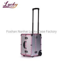 화장품 기차 케이스 EVA 칸막이 가방
