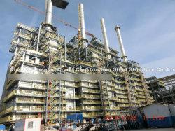 Fabricada com Novo Design Modular Industrial Prefab prefabricadas móvel moderna fábrica de depósito da estrutura de aço pesado a construção da estrutura a estrutura do prédio