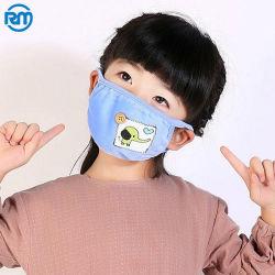 L'anti inquinamento Pm2.5 del respiratore a gettare scherza filtrazione di Meltblown del tessuto ultra molle della mascherina protettiva dei capretti della maschera di protezione dei bambini l'alta