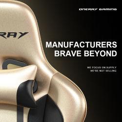 Oneray moderno diseño creativo al por mayor Venta caliente Silla de oficina ergonómico con apoyacabezas