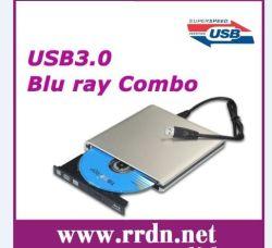 USB3.0 Unidade Combo Blu-ray