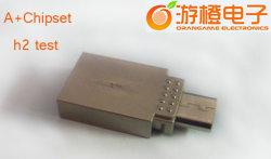 Metallmini-USB-Blinken-Laufwerk (OM-M358)