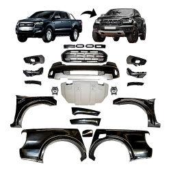 OEM van de fabriek de Hete Uitrusting van het Lichaam van de Auto van de Delen van de Verkoop 4X4 Auto voor de Jeep van Toyota Nissan van de Doorwaadbare plaats