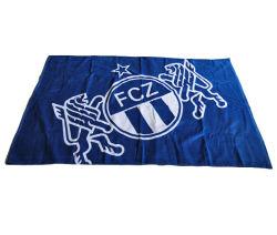 As vendas de fábrica Tipos de Impressão Digital de algodão toalha Toalha de banho Pano de Terry toalha toalha de praia