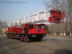 뜨거운 세일! ! 완벽한 서비스를 위한 1500m Zj15drilling Rig Xj550/110T Workover Rig 트럭 장착형 천공 장비