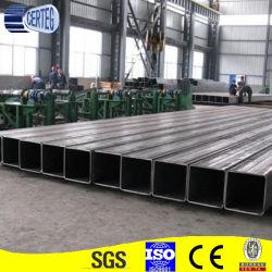 La norme ASTM doux Tubes en acier carré de la construction de 300*300mm (SP078)