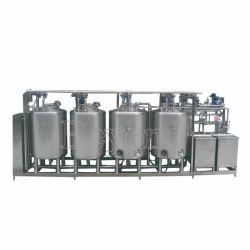 Trasferimento automatico personalizzato in fabbrica da un liquido di pulizia a un altro Produttori di sistemi di pulizia CIP