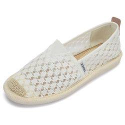 Damen Freizeitschuhe Damen Schuhe Leinwand Espadrille