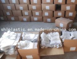 PE Gloves-Papercards desechables Embalaje (SHL07)
