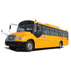 Arrière du moteur d'alimentation de l'usine Euro IV 30 autobus scolaire de siège