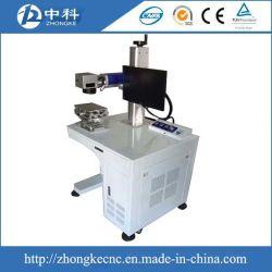 Faser-Metallfirmenzeichen-Laser-Gravierfräsmaschine