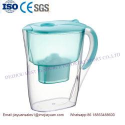 Пластиковый каждый день Пить щелочной воды фильтр кувшин с цифровым таймером