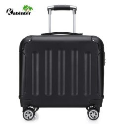 """Maletas Trolley portátil 16"""" de la bolsa de equipaje Equipaje portátil de los casos de negocios"""