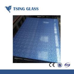 4 mm bis 6 mm Gemustertes Glas zur Dekoration (Duschtür, Möbel, Waschraum)