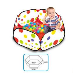 Cadeaux Enfants Jouets Ball Pool jouet avec 50pcs la bille (H9536007)