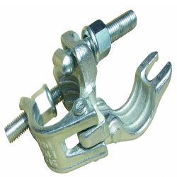 Pt74 Solte a braçadeira de andaimes de acoplamento duplo forjadas